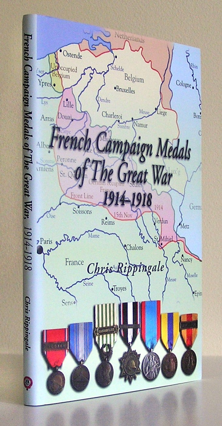 French Campaign Medals of the Great War 1914-1918