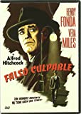 Falso Culpable [DVD]