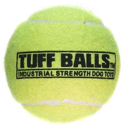 Amazon Com Petsport Usa Tuff Balls Tennis Ball Dog Toy