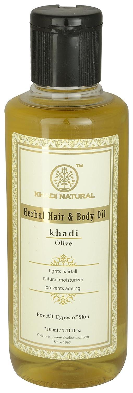 KHADI NATURAL Olive Oil