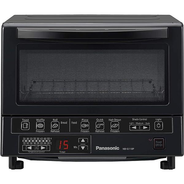 Amazon.com: Panasonic Microwave Oven NN-SN936B Black ...