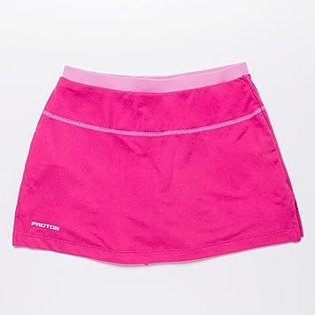 Falda Pantalón Tenis PROTON Fucsia Niña (10-16) (Talla: 14 ...