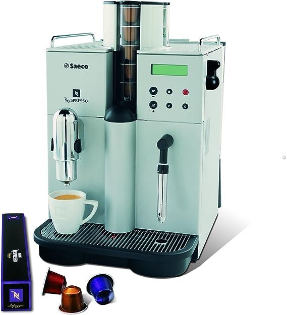 Saeco Nespresso - Cafetera monodosis: Amazon.es: Hogar