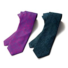 Penrose Silk Paisley Tie