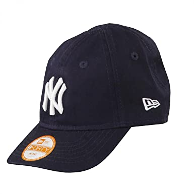 20455dd1202 New Era Cap - Mlb 9forty Junior Sp15 My 1st New York Yankees Navy Blue  Osfa  Amazon.co.uk  Clothing
