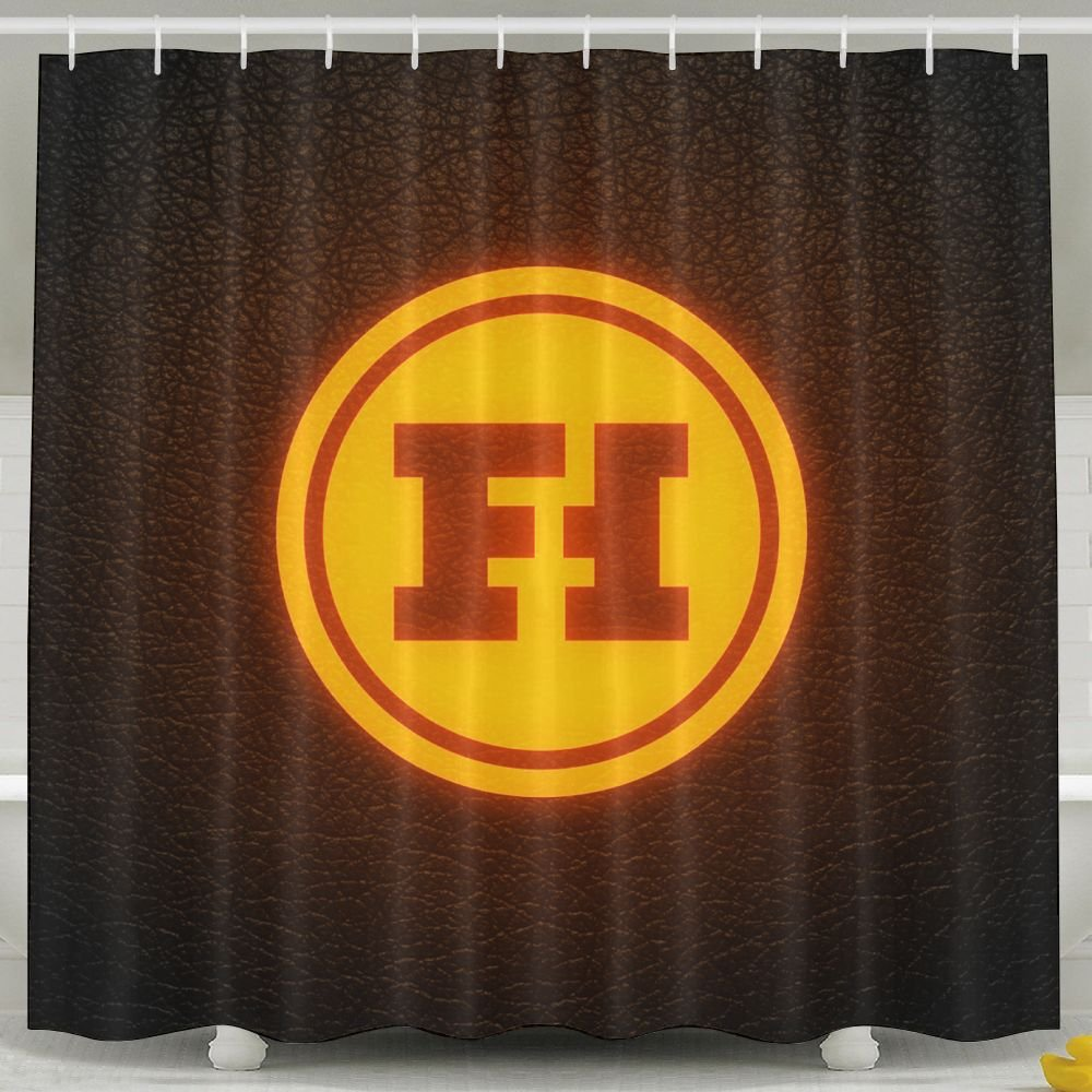 Amazon Wons Funhaus Technology Youtube Non Toxic Shower Curtain 6072inch Home Kitchen
