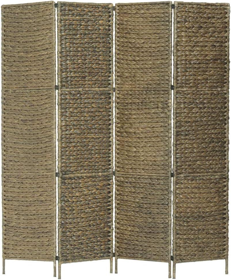 yorten Biombo Divisor 4 Paneles Plegable Decoración de Hogar ...