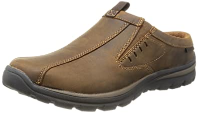 Skechers USA Men's Superior Kane Mule