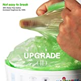 Upgraded Thicken 50%,Green Diaper Pail Refills