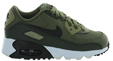 info for 16562 11e84 Image Unavailable. Image not available for. Colour  Nike Boys Air Max 90  Mesh (ps) Competition Running Shoes, Multicolour ...