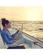 "E-reader Kindle Oasis - Grafito, resistente al agua, pantalla de 7"" (17,7 cm) de alta resolución (300 ppp), botones de paso de página, 8 GB, wifi"