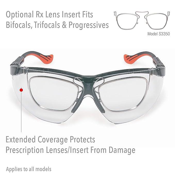 fe595525472 Uvex by Honeywell Genesis XC Safety Glasses