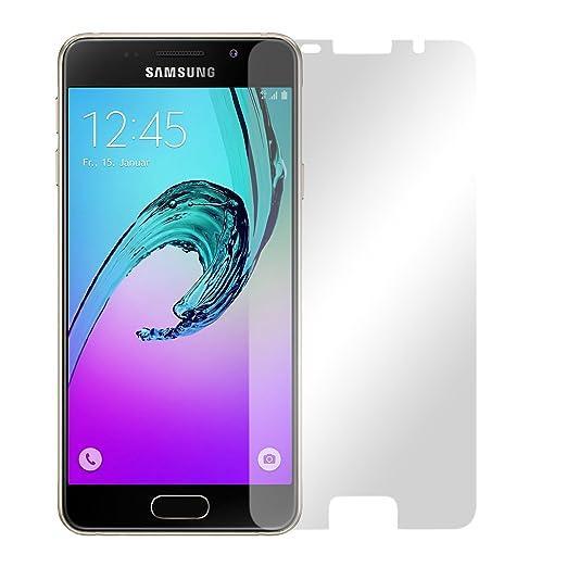 7 opinioni per 4 x Slabo pellicola protettiva per display Samsung Galaxy A3 (2016) (SM-A310)