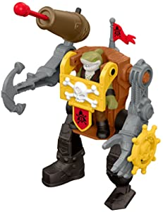 Fisher-Price Imaginext Shark Mech Suit