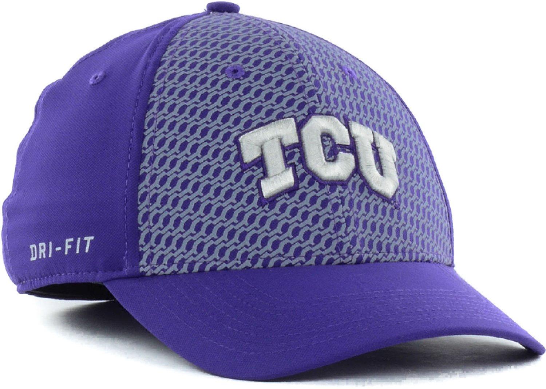 d7d710847 Amazon.com : Nike Texas Christian University (TCU) Horned Frogs NCAA ...