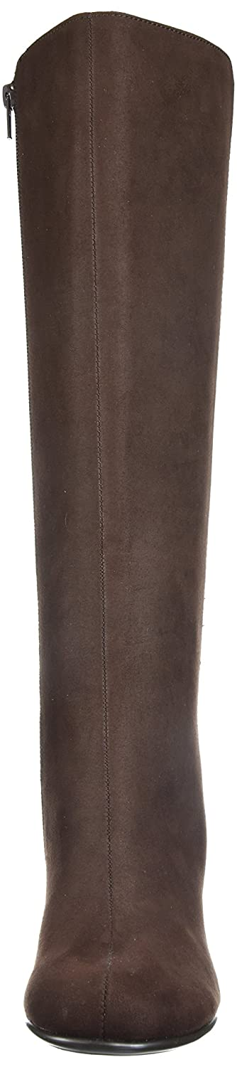 Aerosoles Women's Quick Role Knee High Boot B074GHFPY1 8 M US|Brown Fabric