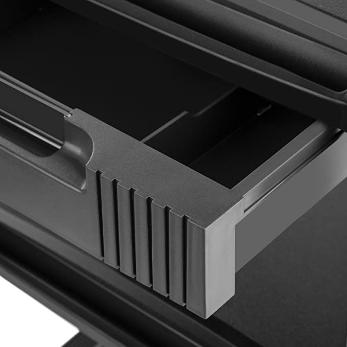 Auna p-Stand • Mesa para Impresora • mesita • Trolley • Carro ...