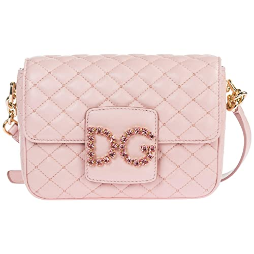 d3dc542c78af Dolce Gabbana women DG Millennials crossbody bag rosa  Amazon.co.uk  Shoes    Bags