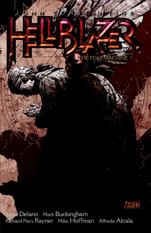 John Constantine, Hellblazer, Vol. 3: The Fear Machine