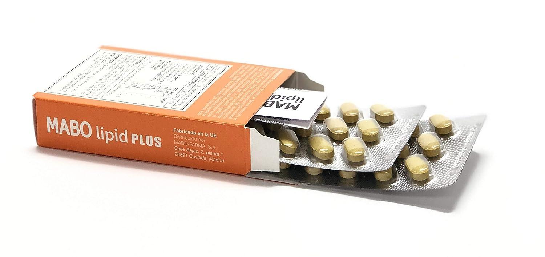MABO Lipid PLUS Tratamiento Complemento Alimenticio berberís ...