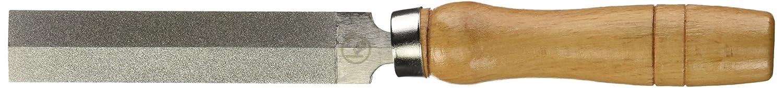 4 inch Fine Grit 200 Diamond Coated Hand File Kent Supplies GLS-422