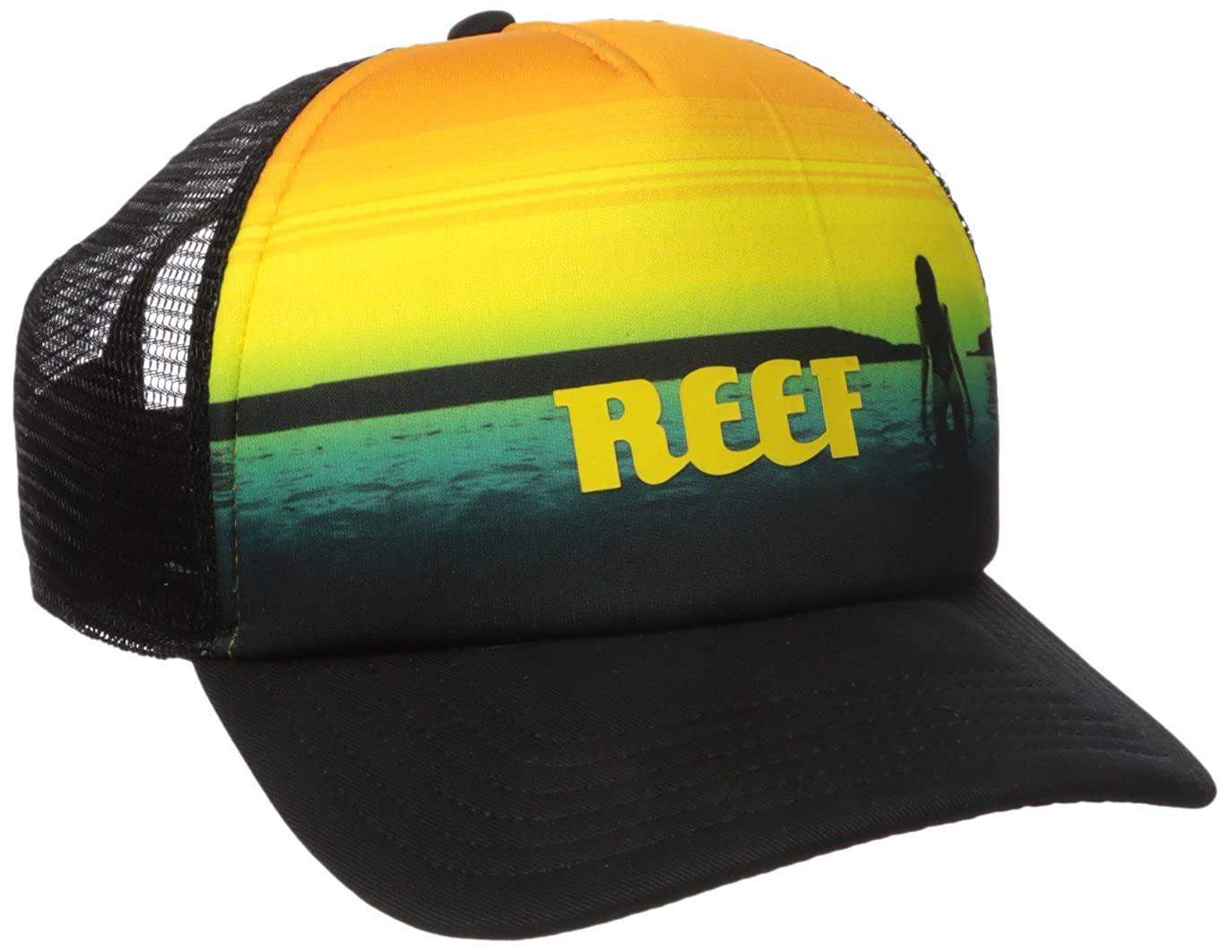 Reef - Gorra de béisbol - para Hombre Negro Talla única: Amazon.es ...