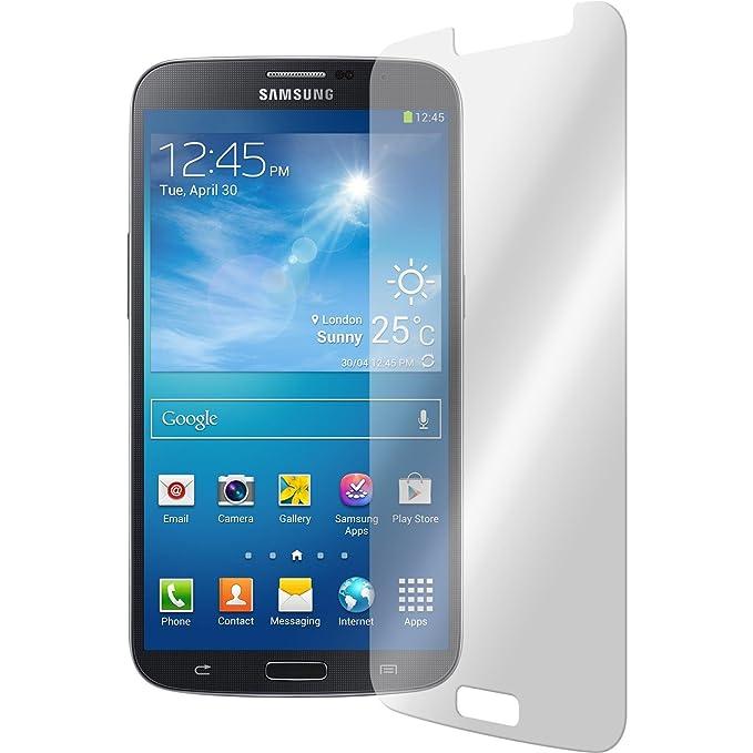 22 opinioni per 1 x Samsung Galaxy Mega 6.3 Pellicola Protettiva Vetro Temperato chiaro-