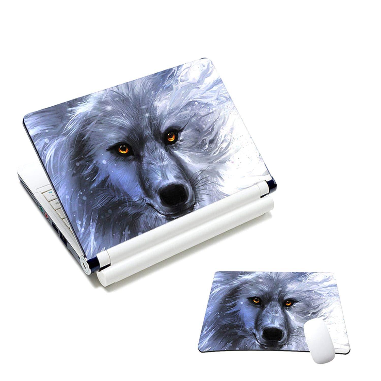 Laptop Skin Diy Personality Decal Laptop Sticker Laptop Skin For Mi Notebook Pro/Lenovo/Mac Air/Asus,15 Inch (38cmx27cm),Style 3