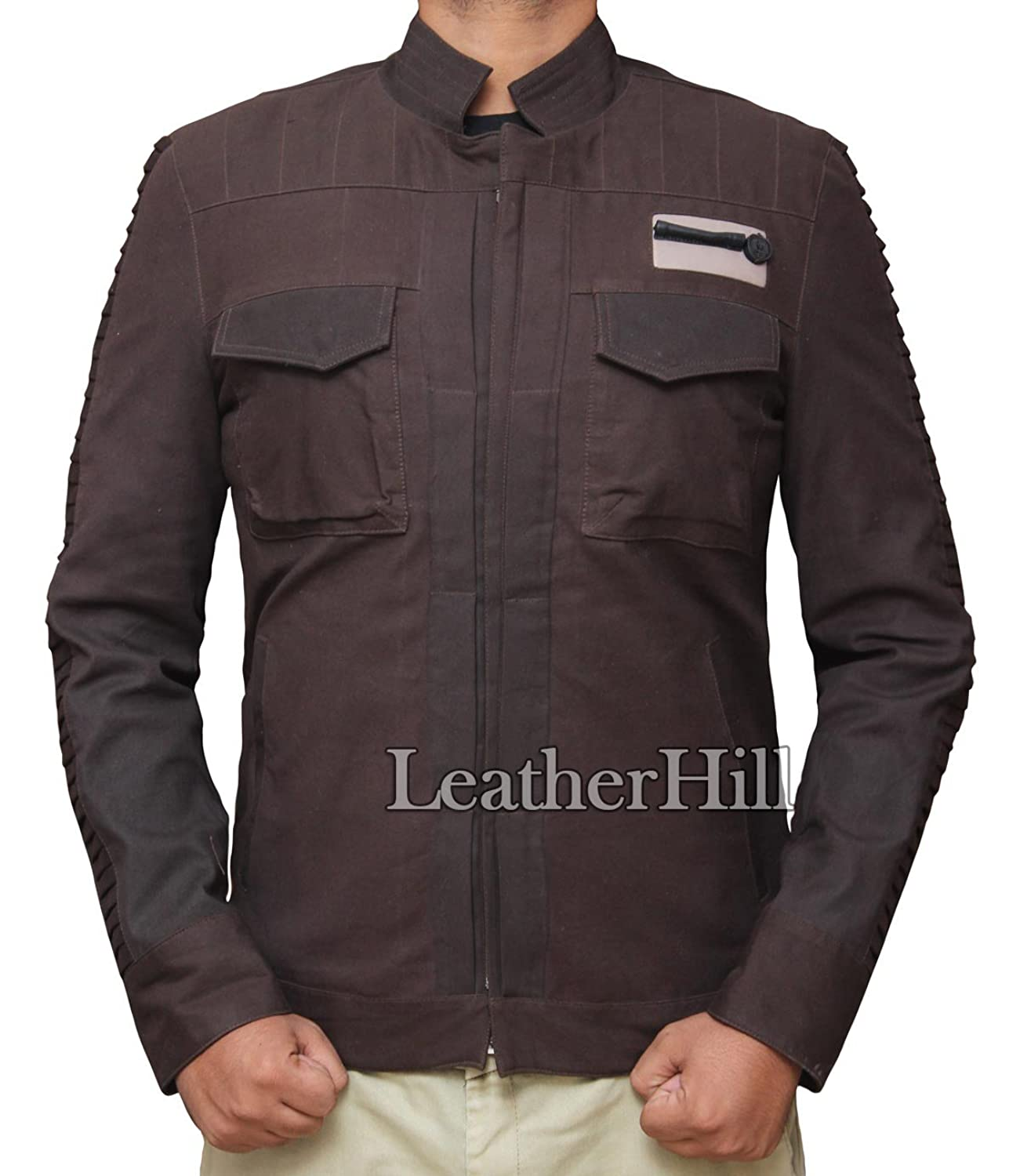 Star Wars Captian Rogue Chocolate Brown Jacket ?BEST SELLER?