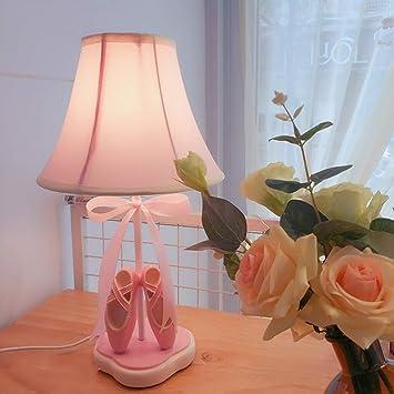 Amazon.com: Nuevo Catoon ballet zapatos noche luz mesa ...
