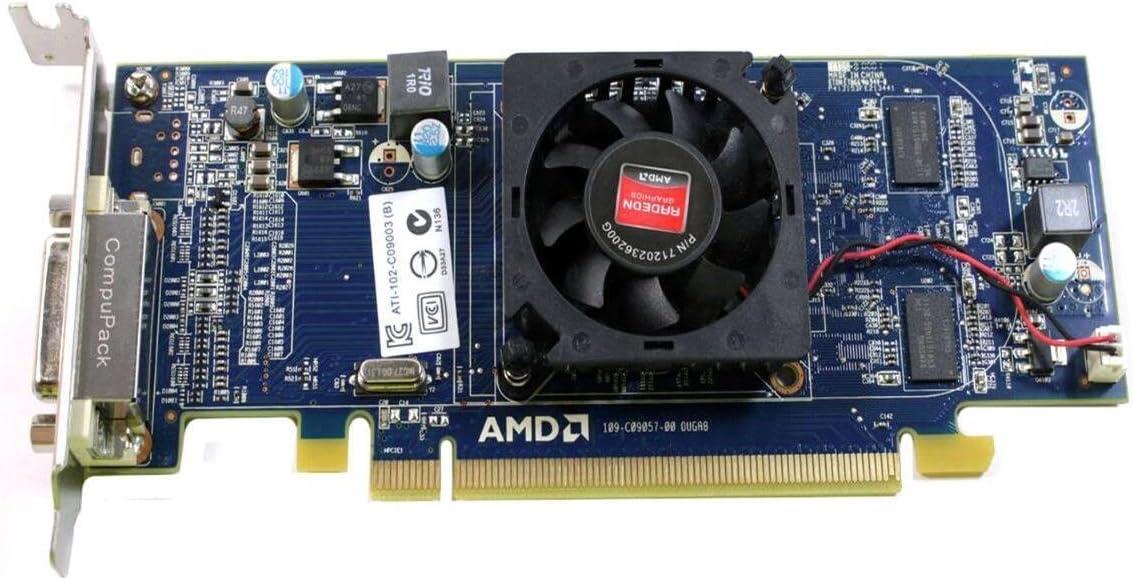 Dell AMD Radeon HD 5450 512MB DDR3 64-Bit PCI-Express x16 Video Graphics Card HFKYC 0HFKYC CN-0HFKYC 1CX3M