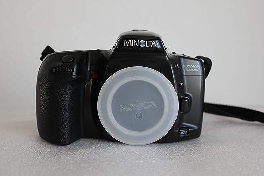 Minolta Dynax 500si – SLR Camera – Cámara réflex analógica – Solo ...