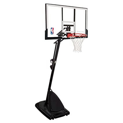 Best Of Spalding 44 Portable Basketball System assembly Instructions