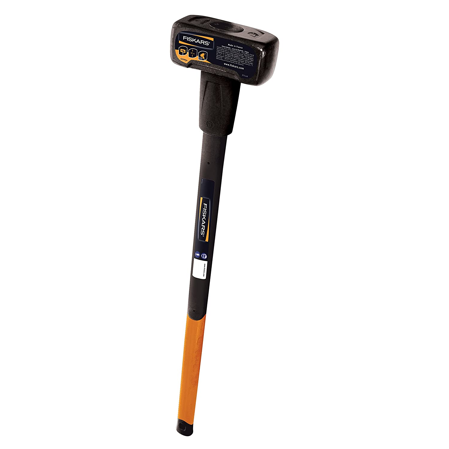 Fiskars 1001431 Sledge Hammer XL Amazoncouk Garden Outdoors