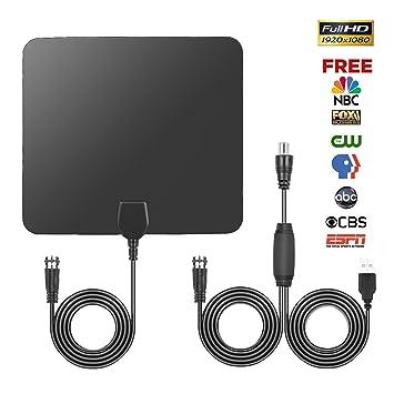 Review Smart TV Antenna, 50