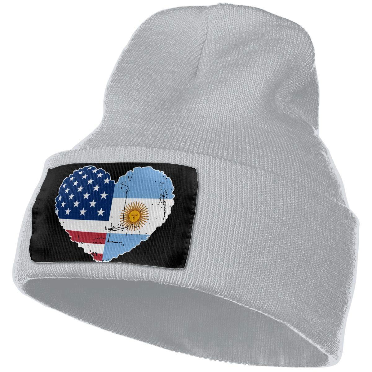 Custom Beanie for Men /& Women BMX Embroidery Acrylic Skull Cap Hat