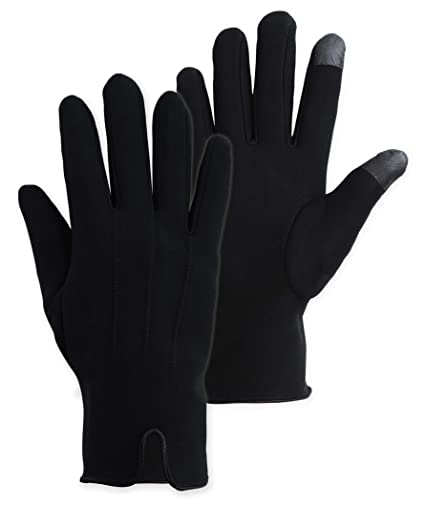 28f814d238472 Women's Winter Touch Screen Gloves - Warm & Lightweight Thermal Glove  Liners - Touchscreen Gloves for