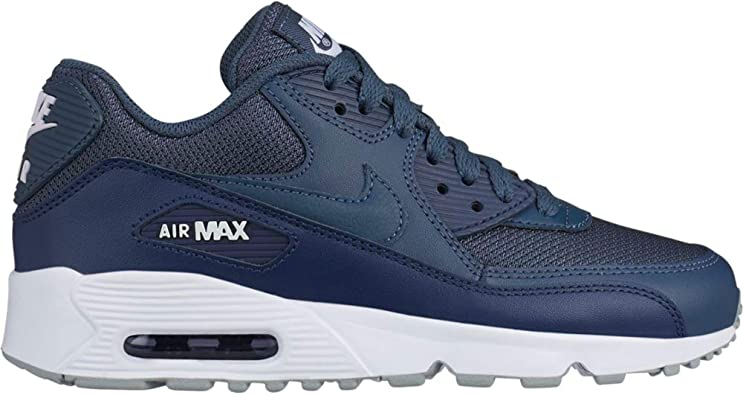 air max 90 blu bambino