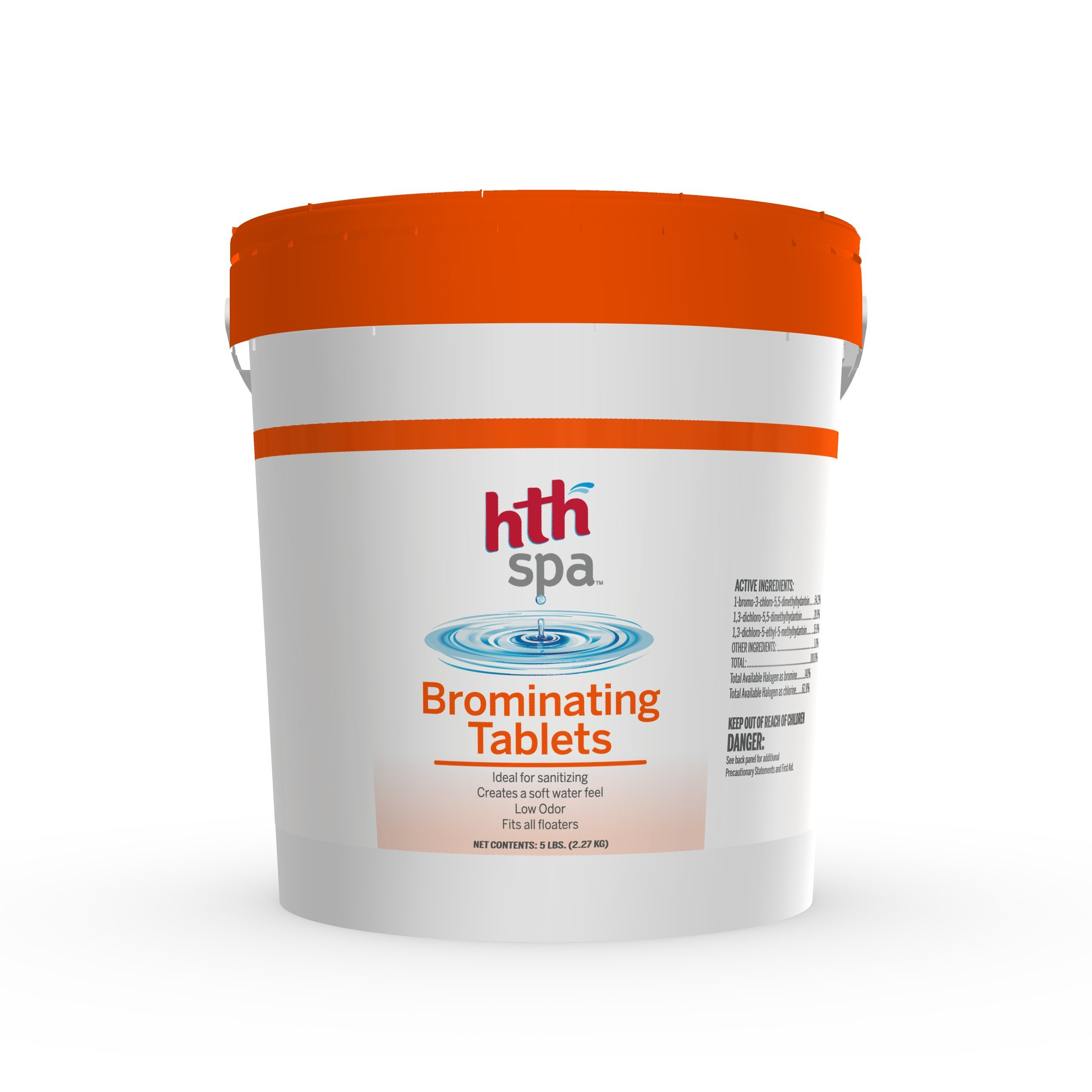 Hth Spa Chemicals 5 Lbs. by HTH