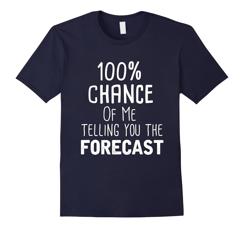 Funny Weather Tee Shirt Sarcastic Rain Cloud Sun Gift Shirt-FL