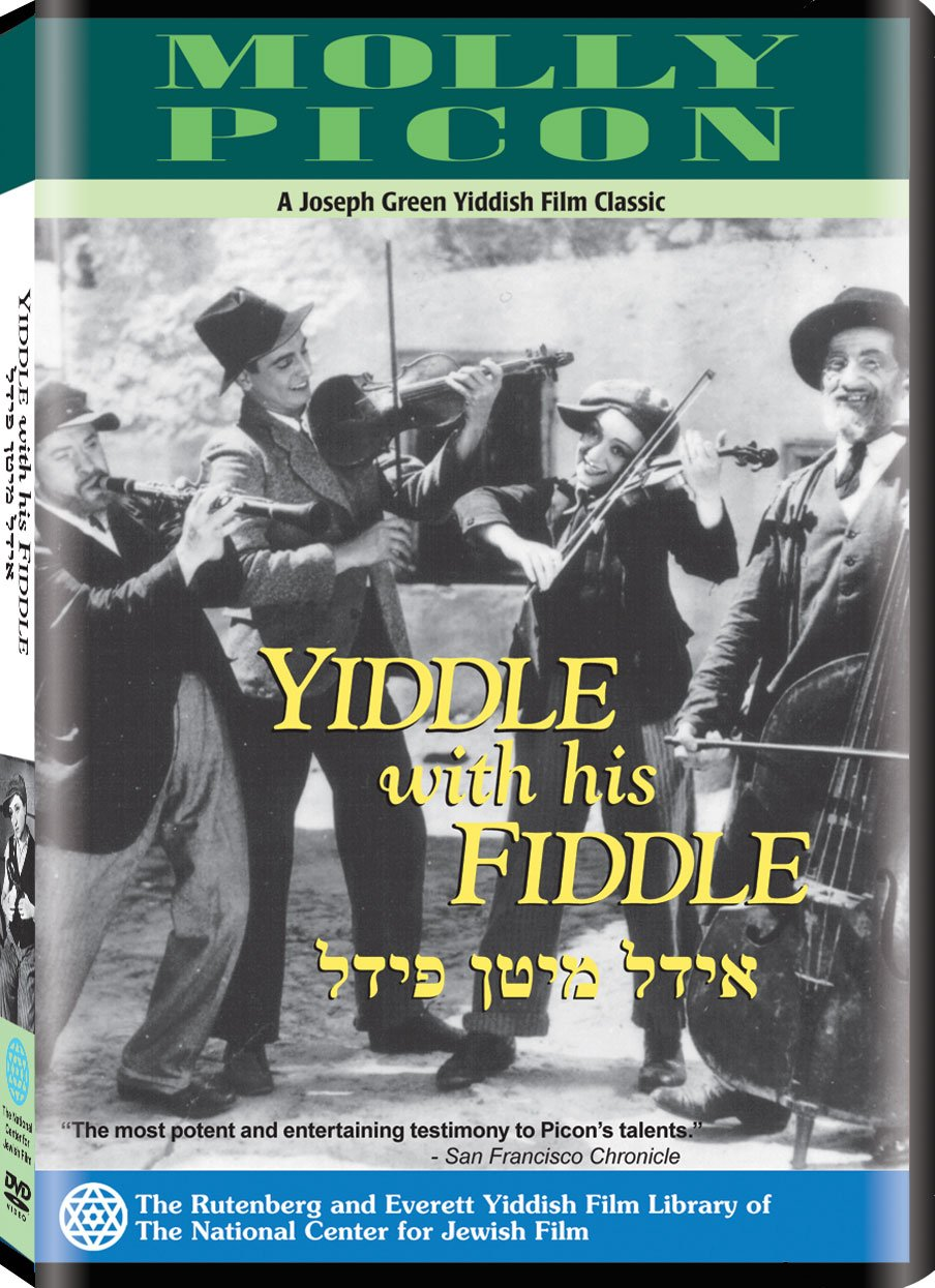 Amazon com: Yiddle with his Fiddle: Molly Picon