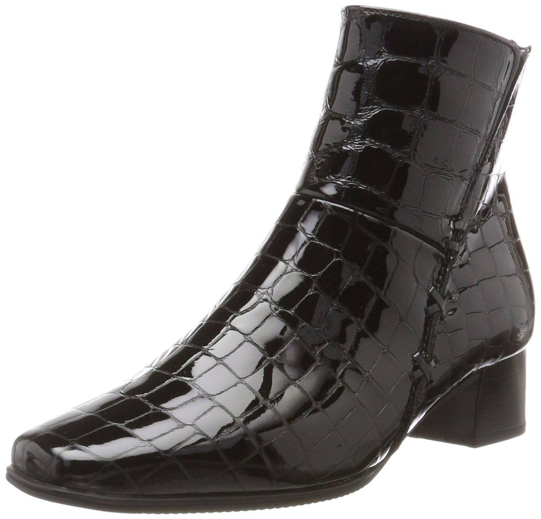 Gabor Shoes Comfort Basic, Botas para Mujer38 EU Negro (97 Schwarz Mel.)