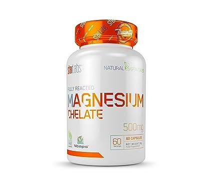 Starlabs Nutrition MAGNESIUM CHELATE - 60 Cápsulas