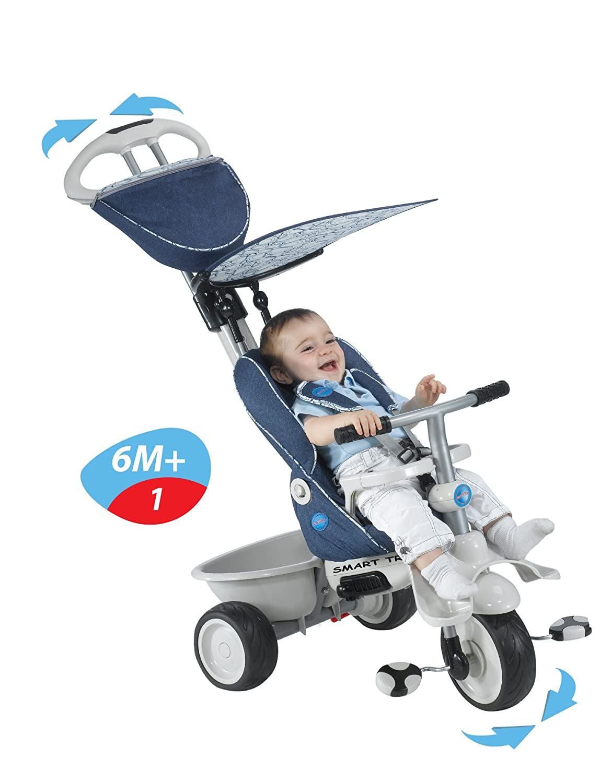 sc 1 st  Amazon.com & Amazon.com: New 2012 Smart Trike Recliner 4 in 1 Green: Toys u0026 Games islam-shia.org