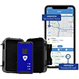 Brickhouse Security Spark Nano 7 GPS Tracker with Magnetic Waterproof Weatherproof Case for Car, Truck and Fleet Vehicle Real