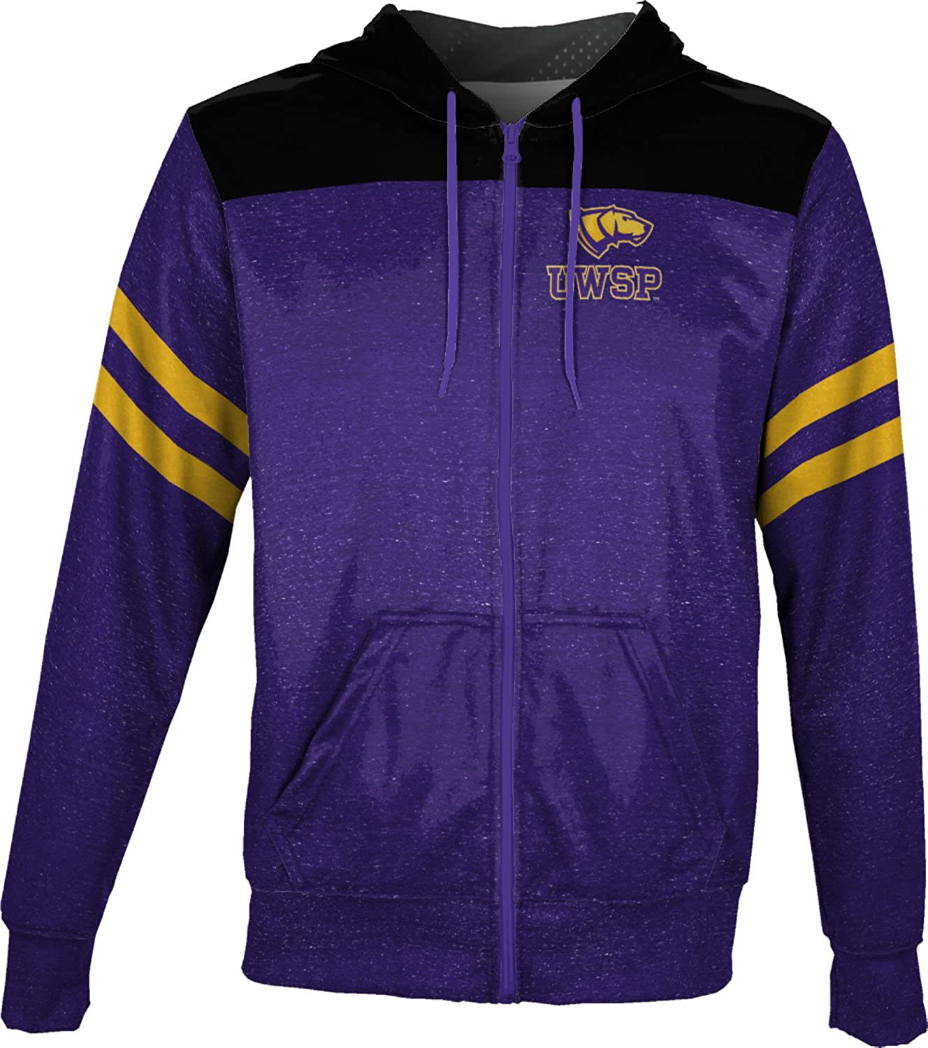 Ripple ProSphere University of Wisconsin-Stevens Point Boys Full Zip Hoodie