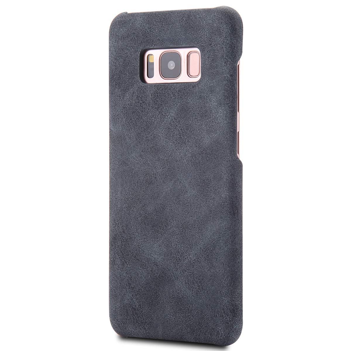 Amazon com: AICEDA Samsung Galaxy S8 Plus Case Flip Cover