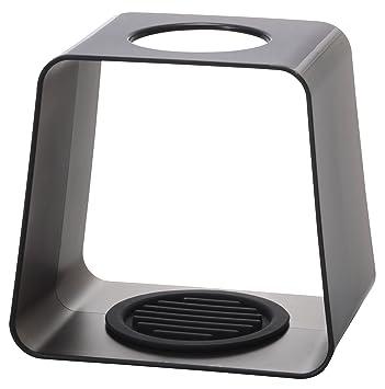 hario drip stand cube black bzvktnl sy  hario drip stand cube black: stand kitchen dsc