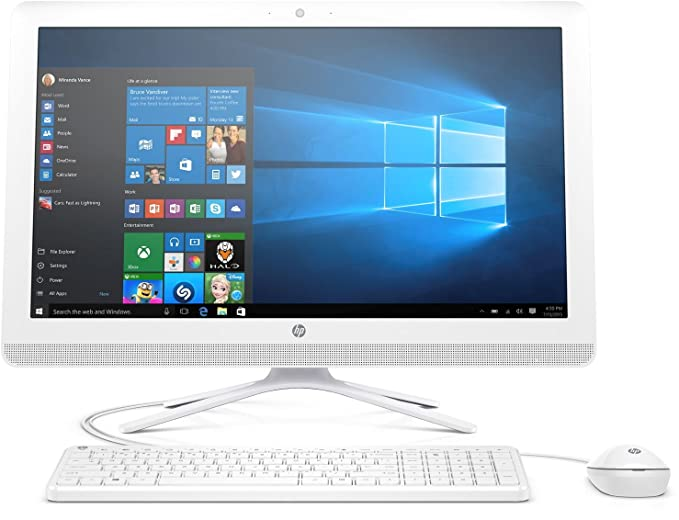 HP 24-g053ng - Ordenador de sobremesa All in One de 23.8