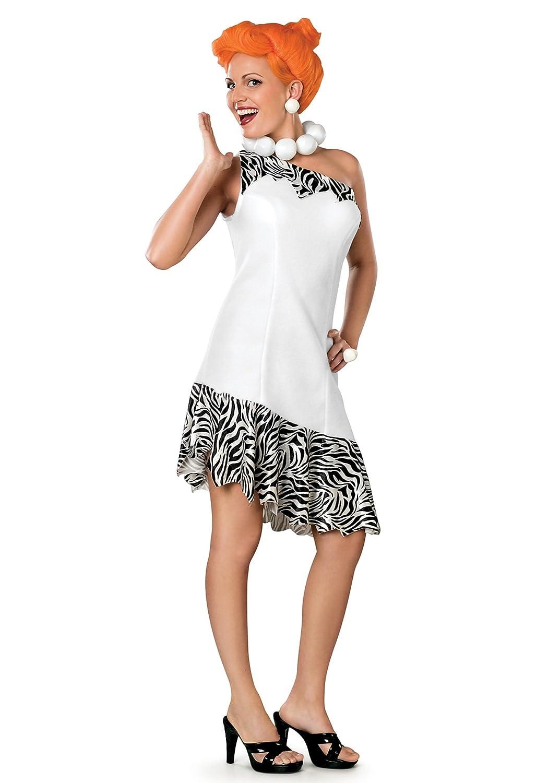 Rubies 888437M - Disfraz de mujer (adulto), de Wilma, talla M: Amazon.es: Juguetes y juegos